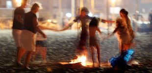 Post de ¿Cuándo es la Noche de San Juan? Cuenta atrás para las hogueras del verano