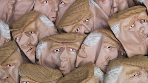 El carnaval de Maastricht se mofa de Trump