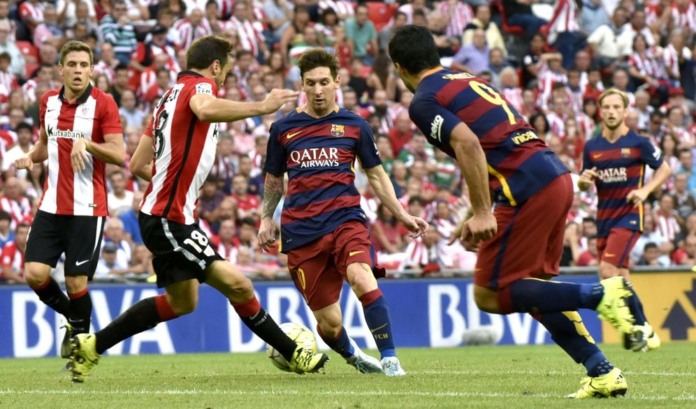 Copa del Rey: Athletic-Barcelona y Celta-Atlético, cruces en los ...