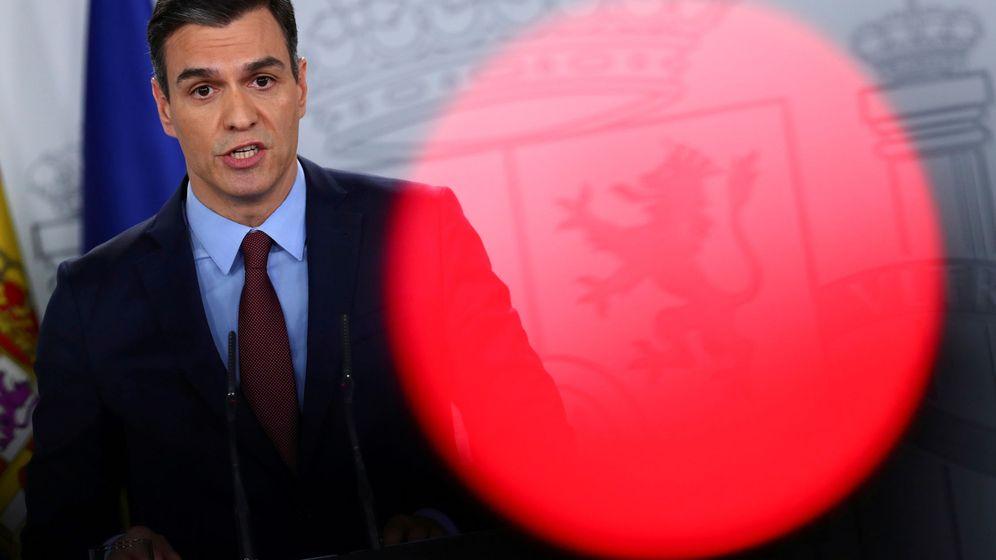 Foto: Fotografía de archivo del presidente del Gobierno, Pedro Sánchez. (Reuters)
