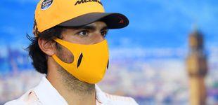 Post de Carlos Sainz y la vertiente más cruel de la Fórmula 1: