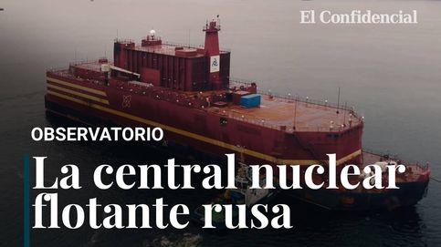 Rusia lanza la primera central nuclear flotante del mundo