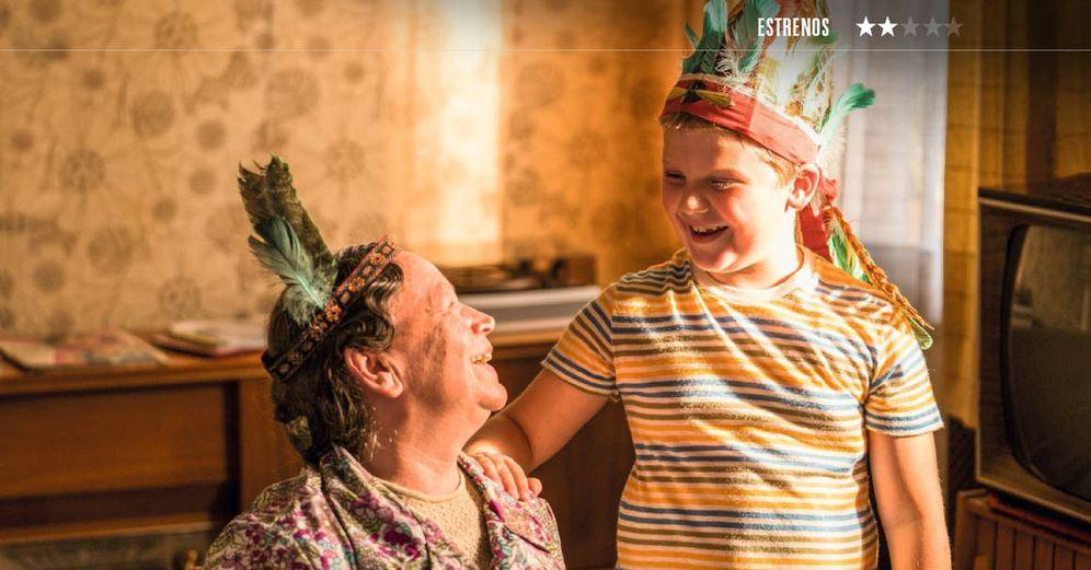 Foto: Julius Weckauf es Hans Peter en 'Este niño necesita aire fresco'. (Wanda)