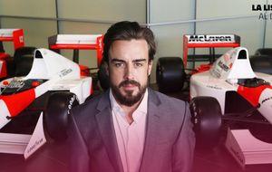 La ficha de Alonso en el HSBC: Contactar en Oviedo por DHL