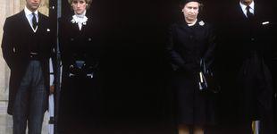 Post de La pregunta impertinente de Lady Di que hizo que Isabel II la mirara como a una loca
