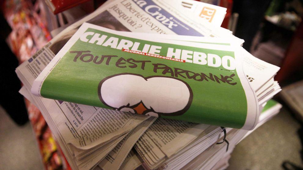 El director del Charlie Hebdo renuncia a dibujar a Mahoma por desinterés