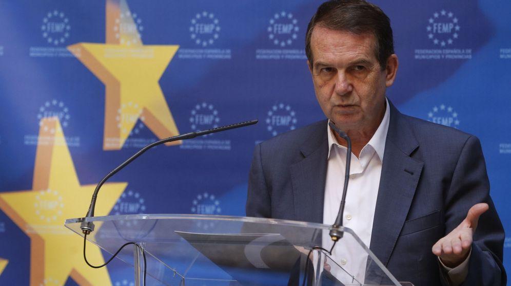 Foto: Abel Caballero, alcalde de Vigo y presidente de la FEMP. (EFE)