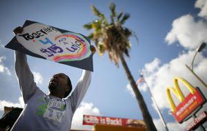 """McDonald's y Walmart, las """"reinas de los subsidios"""" estatales de EEUU"""