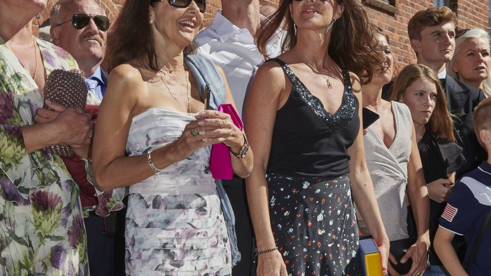El vídeo que pone en duda la idílica relación de Marie y Alexandra de Dinamarca