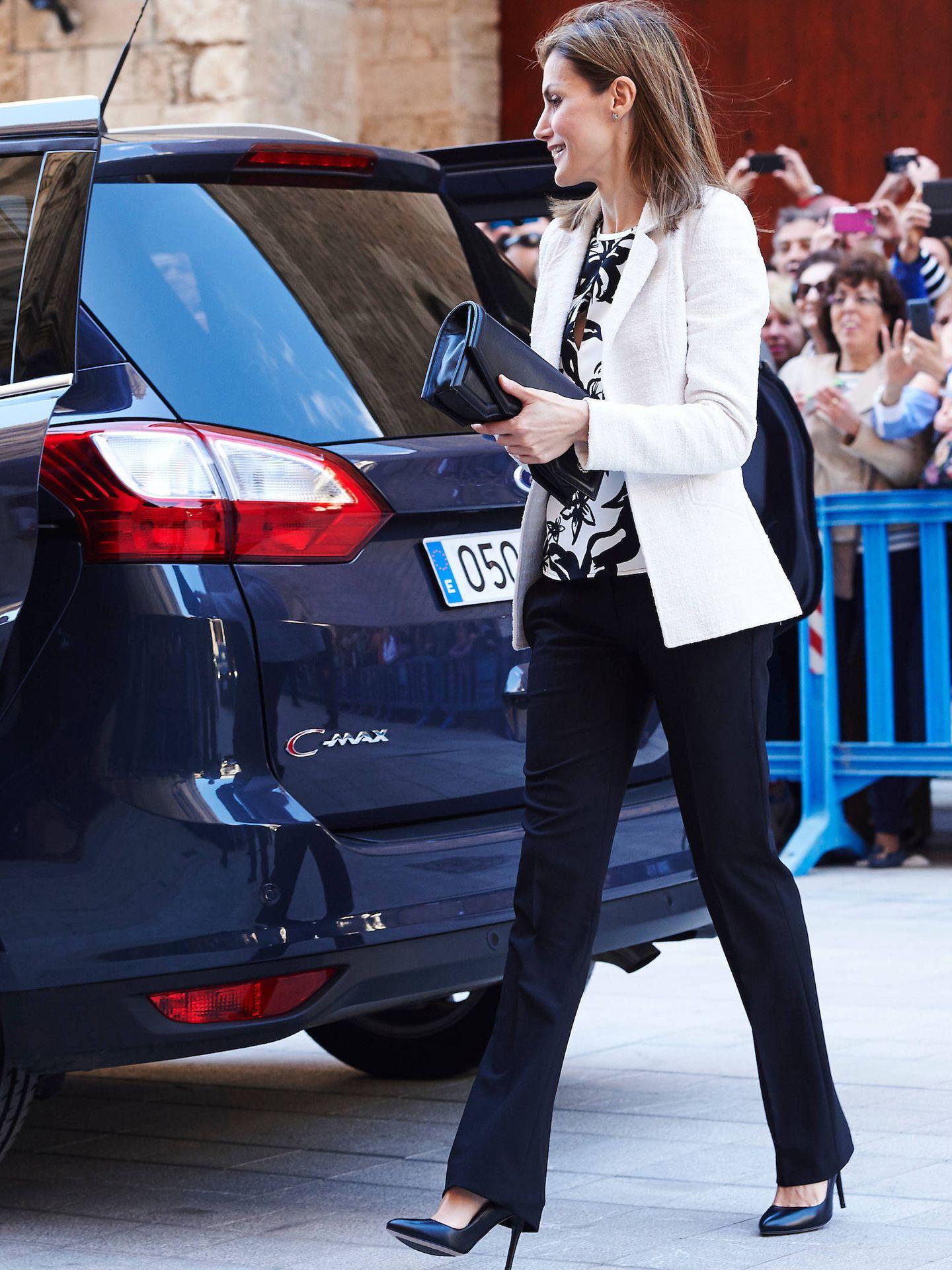 La Reina, en 2015. (LP)