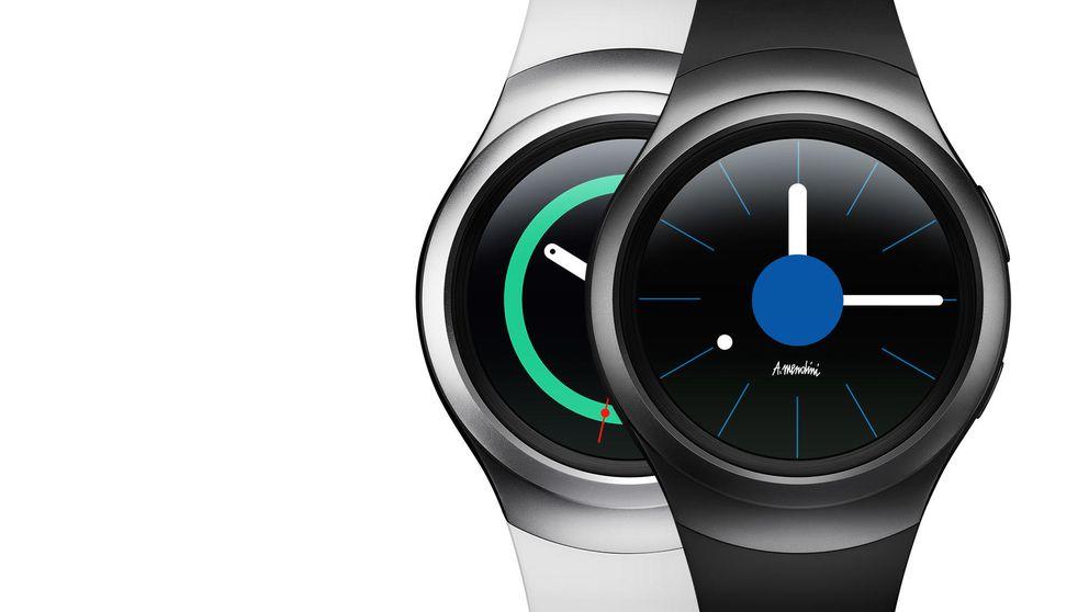 Ya es oficial: así es el Gear S2, el nuevo 'smartwatch' de Samsung