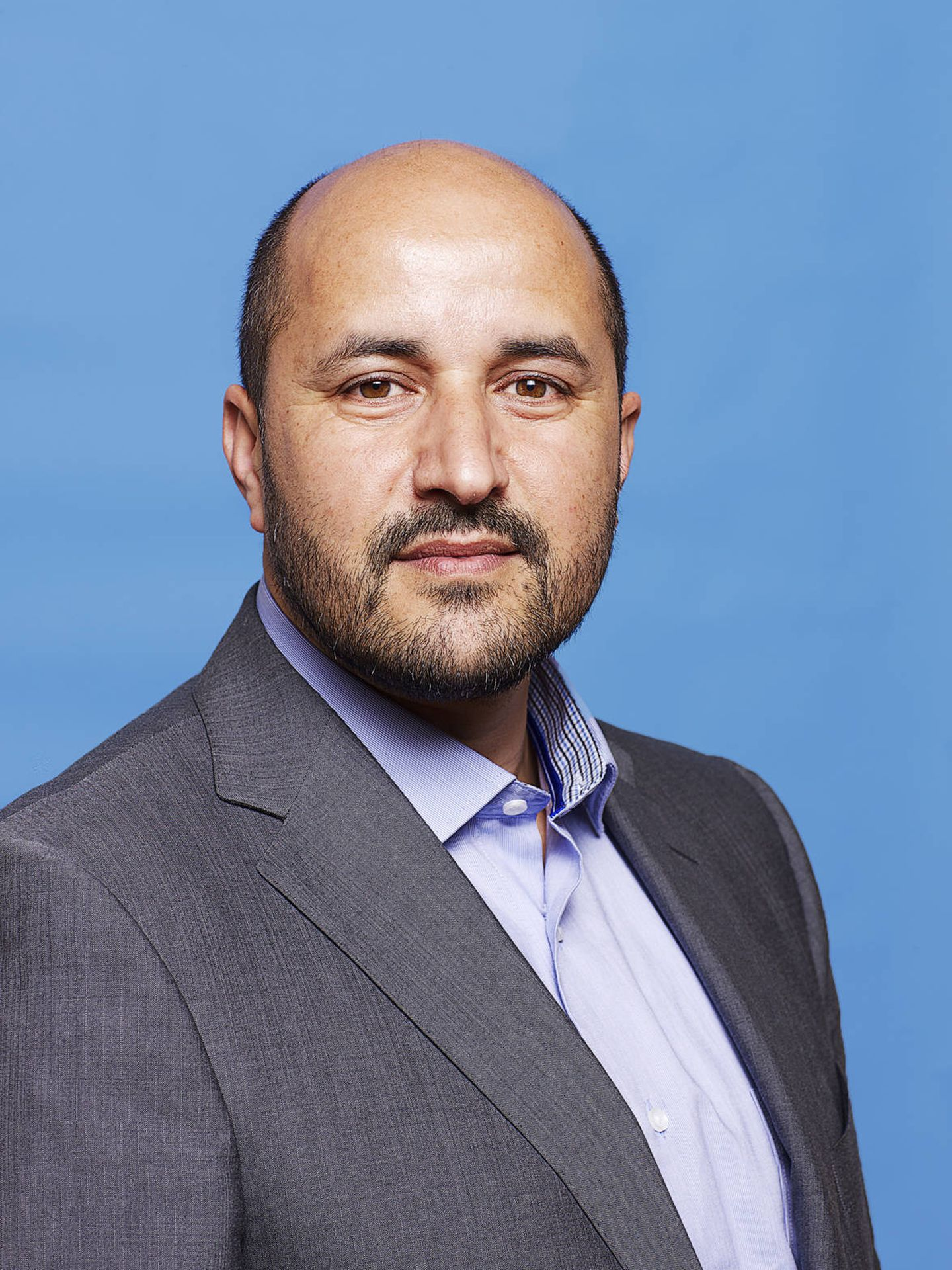 El político holandés de origen marroquí Ahmed Marcouch. (Wikimedia Commons)
