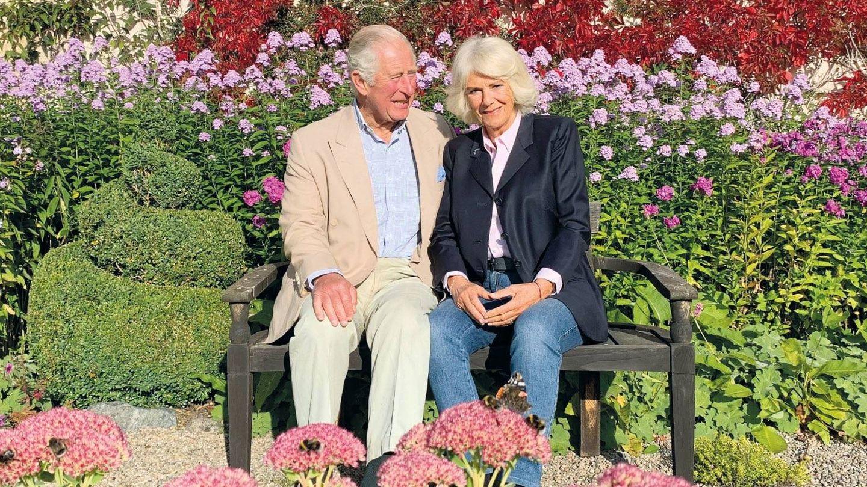 El príncipe Carlos y Camilla. (Clarence House)