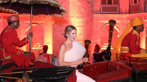 Inés de Cominges, la española imprescindible en todas las bodas de la 'jet' europea