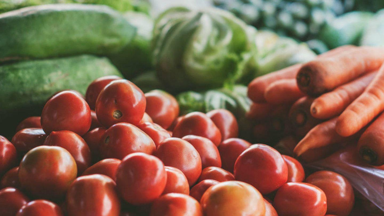 Verduras y hortalizas, una alternativa a la fruta.