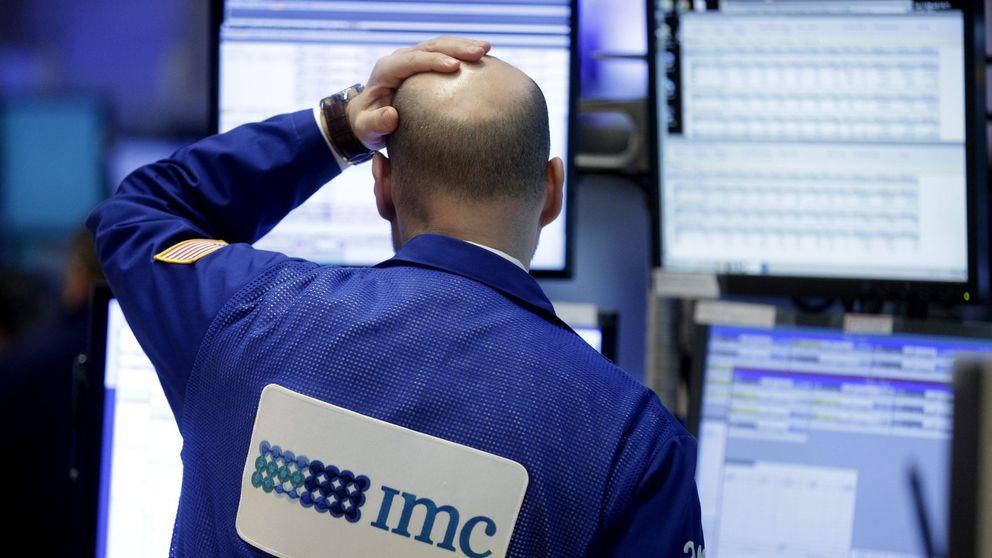 Wall Street cierra con fuertes pérdidas y el Dow Jones cae un 2,32%