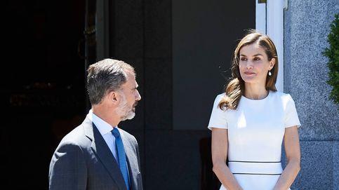 Felipe y Letizia, aniversario de bodas por separado por primera vez: así fueron los anteriores