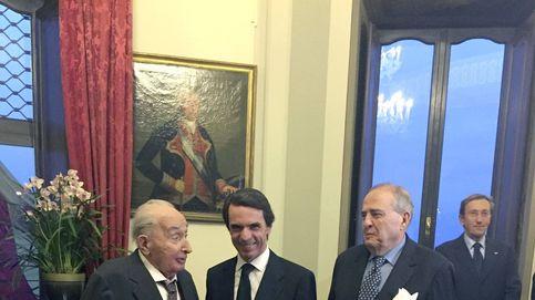 Aznar da otro 'toque' al PP: Me remito a lo dicho. La situación política es preocupante