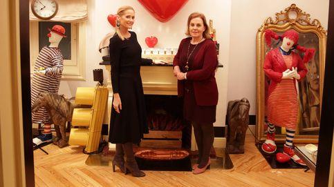 Fiona Ferrer nos abre las puertas de su original casa de Madrid