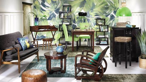 Piensa en verde: 22 piezas para decorar tu hogar con un toque greenery