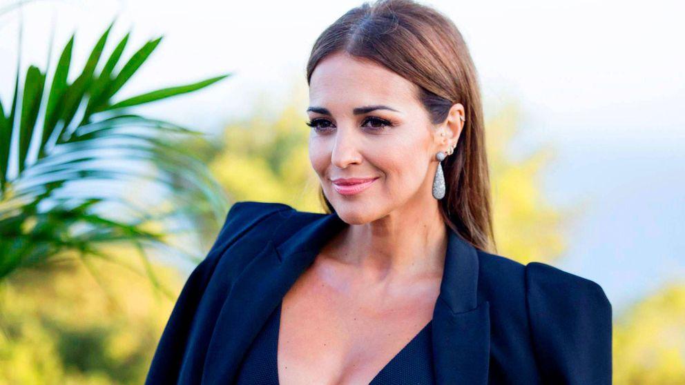 Paula Echevarría se enamora del vestido lila de H&M que adoran las influencers