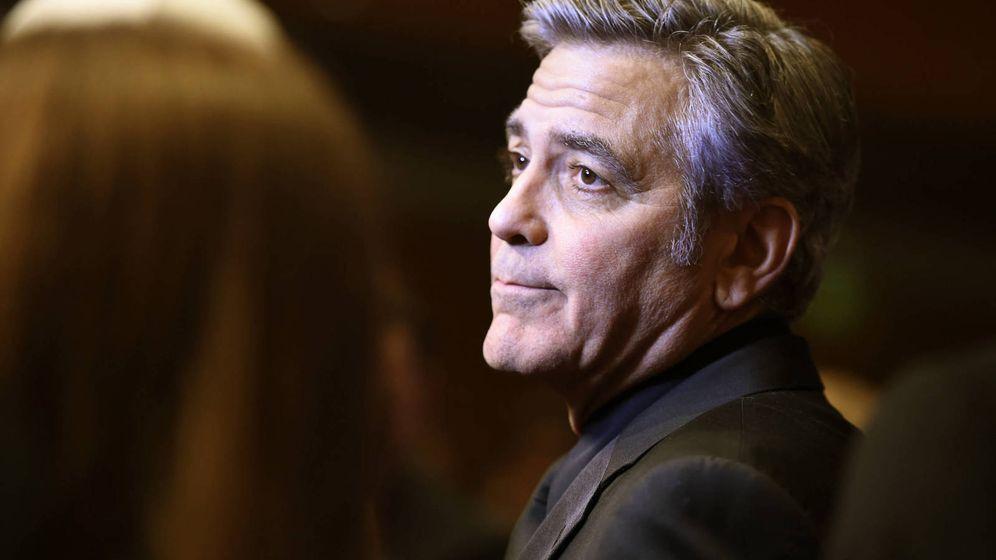 Foto: El actor George Clooney en una imagen de archivo. (Gtres)