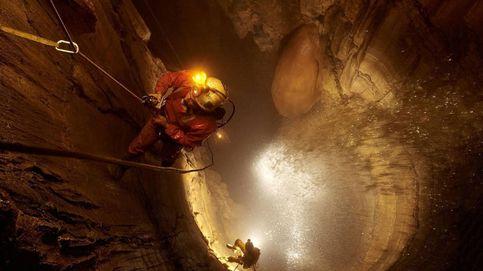 Un sevillano en Krúbera Voronya, la cueva más profunda de la Tierra