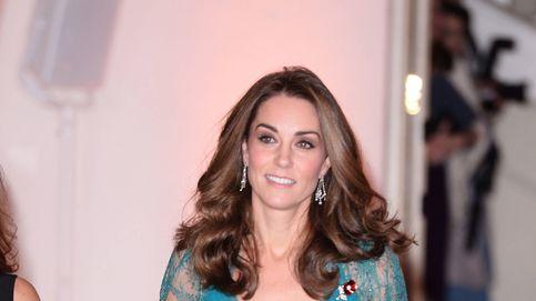 Kate Middleton recicla el vestido esmeralda de los Juegos Olímpicos de Londres 2012