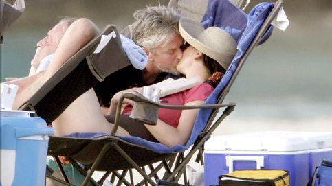 Douglas y Zeta-Jones, romántico fin de semana en una isla caribeña