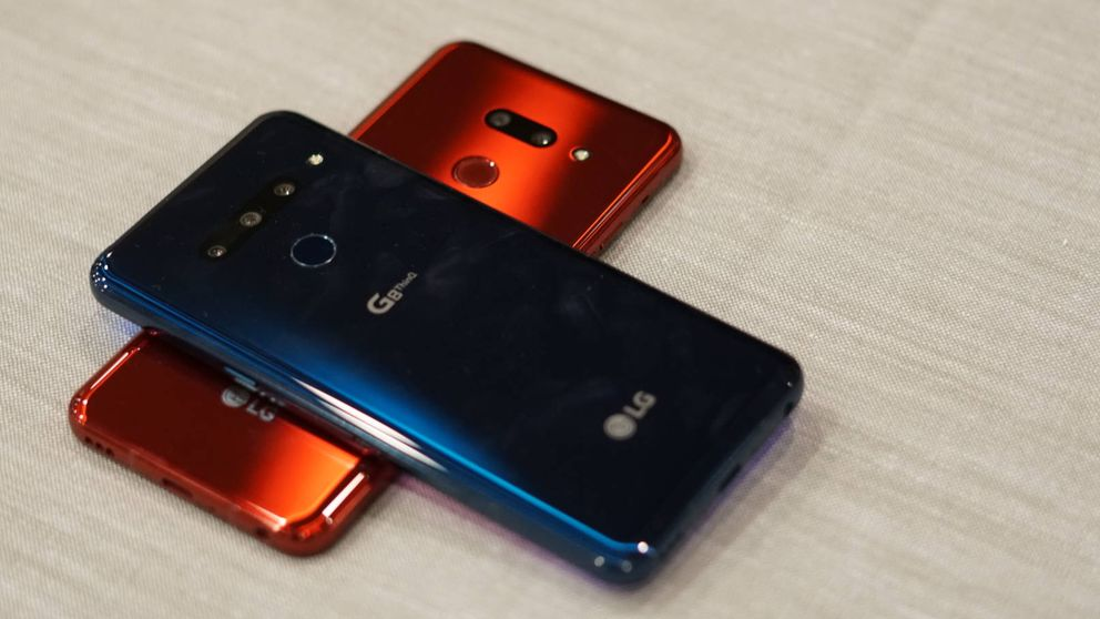 Un móvil que te lee las venas de la mano, 5G y dos pantallas con truco: las apuestas de LG