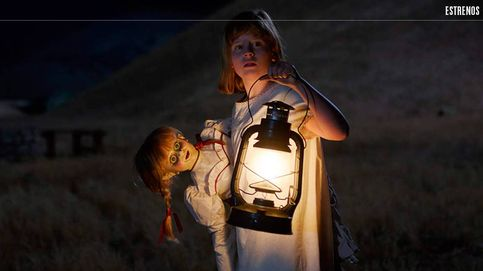 'Annabelle: Creation', las muñecas diabólicas ya no dan más de sí