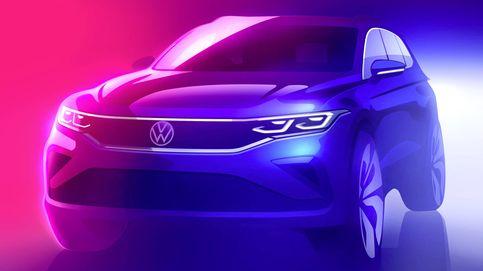El lavado de cara que prepara Volkswagen: el Tiguan, su increíble 'best-seller' mundial