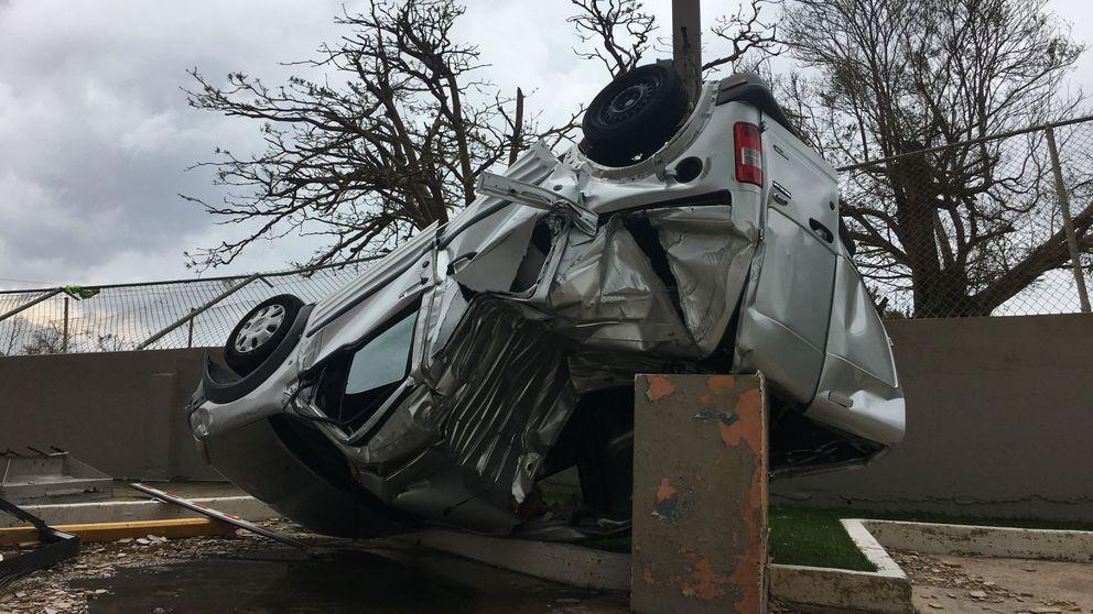 María deja 6 muertos y una devastación total en Puerto Rico