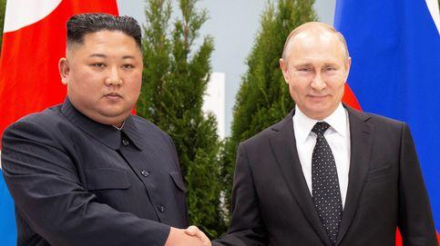 Encuentro Rusia- Corea del Norte