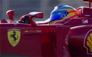 Ferrari comienza con mejor pie que en Jerez los test pero sin emocionarse