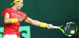 Post de Nadal vuelve al equipo de Copa Davis y así preparará mejor la gira de tierra