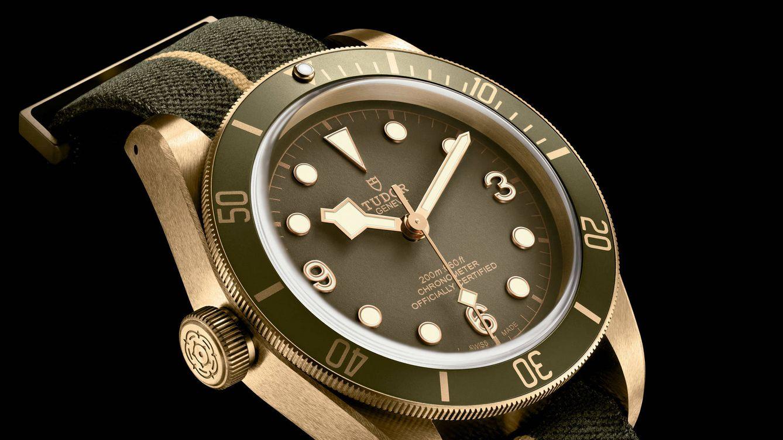 Foto: El exclusivo Black Bay Bronze One se ha vendido por 351.000$.