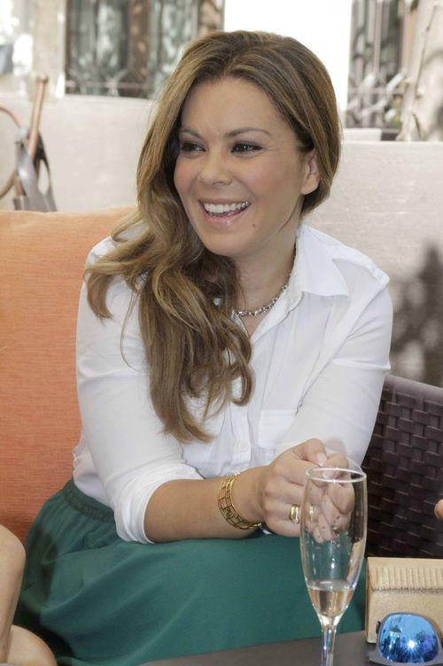 Foto: María José Campanario en una imagen de archivo (Gtres)