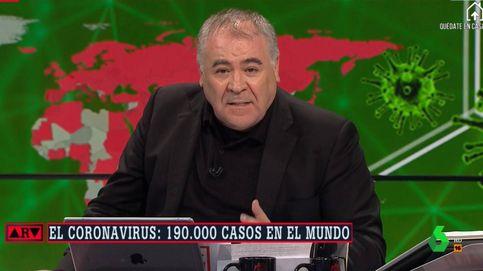 El mensaje de Antonio García Ferreras tras el anuncio de Amancio Ortega