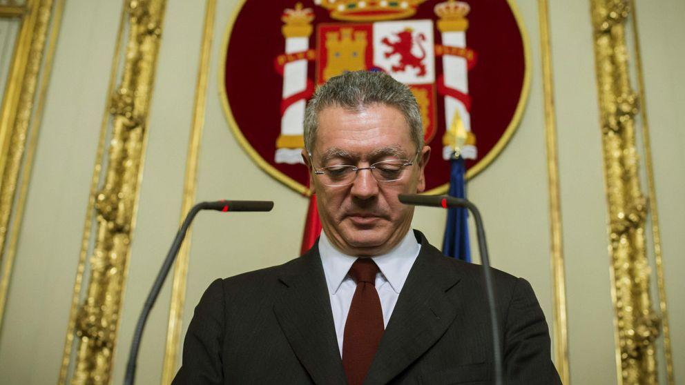Gallardón estrenó nuevo cargo en el Consejo Consultivo el jueves