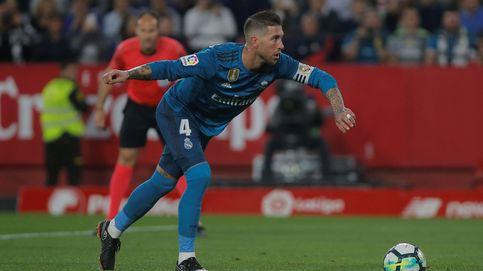 El vicio de Sergio Ramos con los penaltis y el ridículo de Benzema