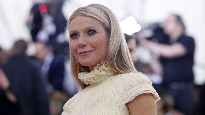 Gwyneth Paltrow, como Dios la trajo al mundo en Instagram