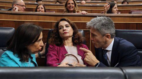 Ferraz halla tensión por las listas y baraja Ávila para Robles y Cádiz para Marlaska