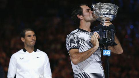 Federer agranda su leyenda tras derrotar a Nadal en Australia