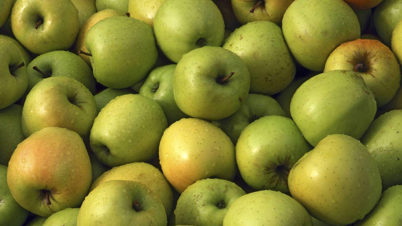 Manzana tipo Golden. (iStock)