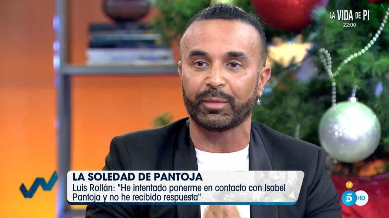 Luis Rollán, colaborador de 'Viva la vida'. (Mediaset España)