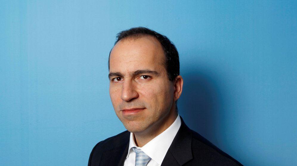 Foto: El nuevo consejero delegado de Uber, Dara Khosrowshahi. (Reuters)
