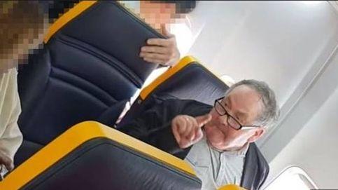 Identifican al autor de los insultos racistas en Ryanair, que (por ahora) no será multado