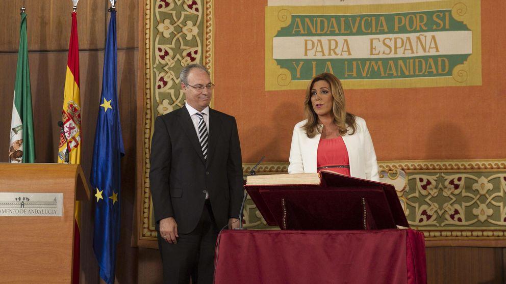 Andalucía recoge a los 'caídos' de Tomás Gómez y molesta a Ferraz