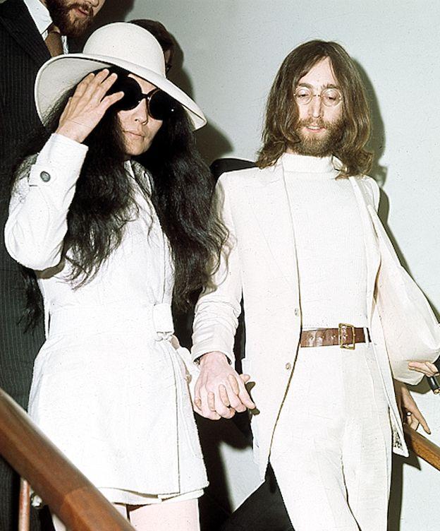 Foto: John Lennon y Yoko Ono (Gtres)